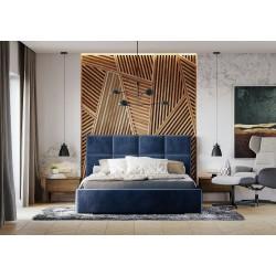 Łóżko tapicerowane MATEO...