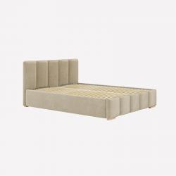 Łóżko tapicerowane PANAMA z...