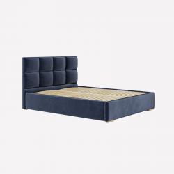 Łóżko tapicerowane MATEO z...